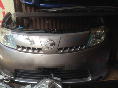 Nissan serena c25 nosecut