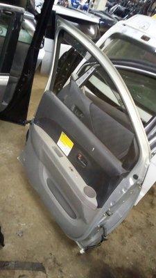 Toyota passo front left seat