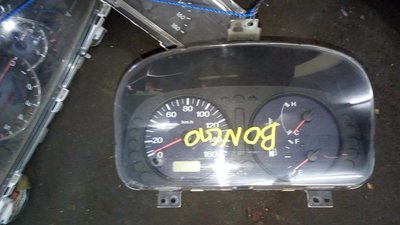 Mazda Bongo speedometer