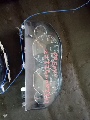 Toyota Premio clock