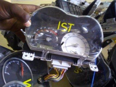 Toyota ist clock