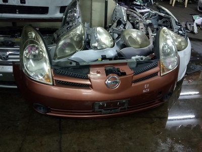 Nissan Note Nosecut