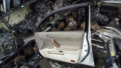 Nissan teana driver door