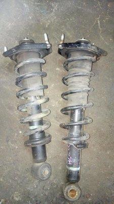 Toyota Sienta ncp81 front shocks