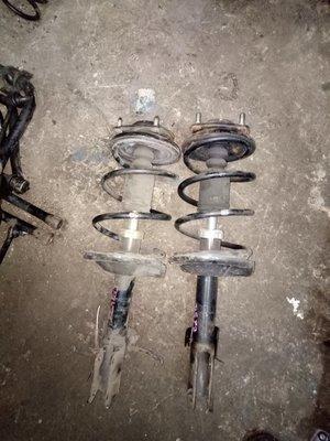 Mitsubishi colt front shocks