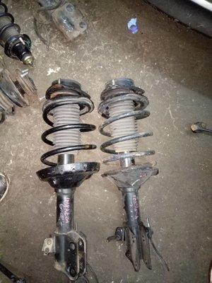 Subaru Impreza front shocks