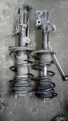 Toyota fielder front shocks