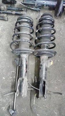 Toyota Ractis front shocks