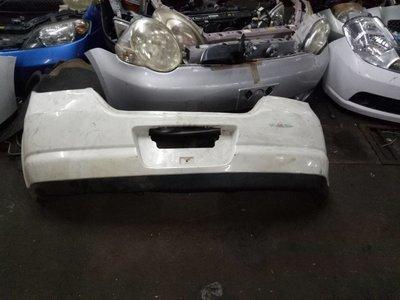 Nissan Tiida bumber