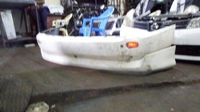Toyota ipsum rear bumper