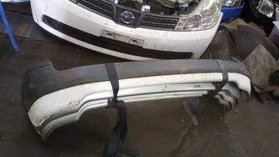 Toyota succeed rear bumper