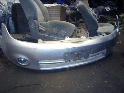 Nissan lafista bumper