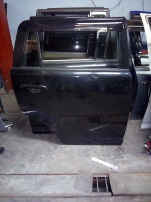 Toyota Rumion back right
