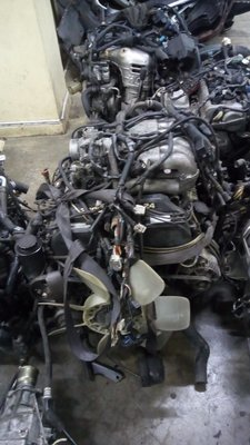 Toyota prado 120 engine