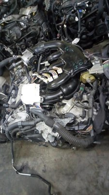 Toyota mark X engine