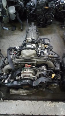 Ej20 non turbo engine