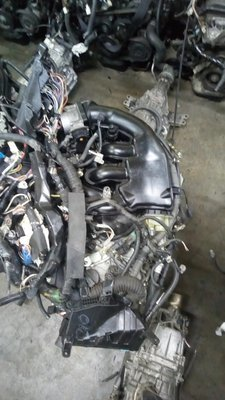 Toyota mark X 4gr engine