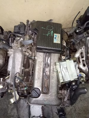 Sr20 engine