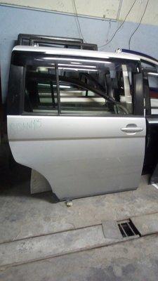Toyota mark x back left