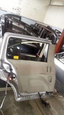 Toyota isis back left door