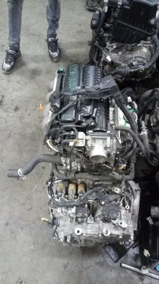Honda fit L15A engine