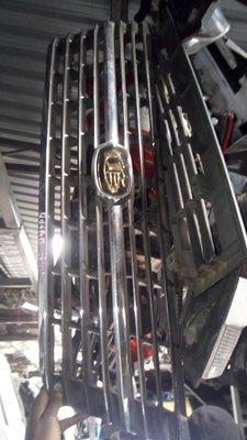 Toyota regias grill