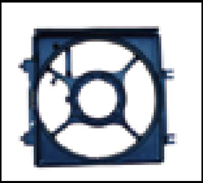 Subaru Forester Fan Shroud