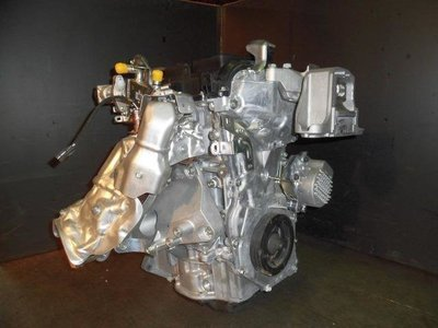 Nissan Note Engine