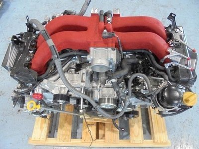 Subaru BRZ Engine