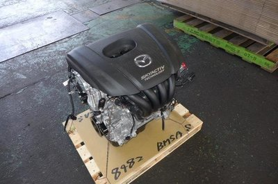 Mazda Axela Engine