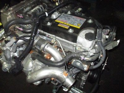 Isuzu Foward 4HK1 Engine