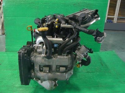 Subaru Forester EJ205 Engine
