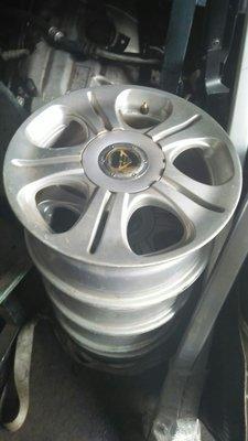 Alloy Rims size 15