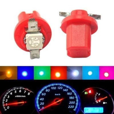 T5 Dashboard gauge cluster instruments led lights