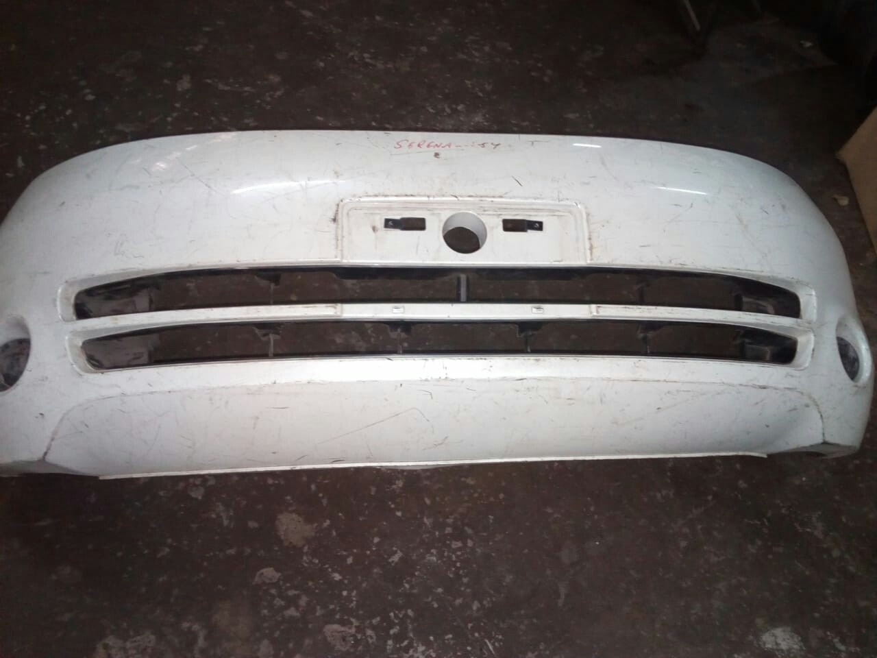 Nissan Serena Front Bumper