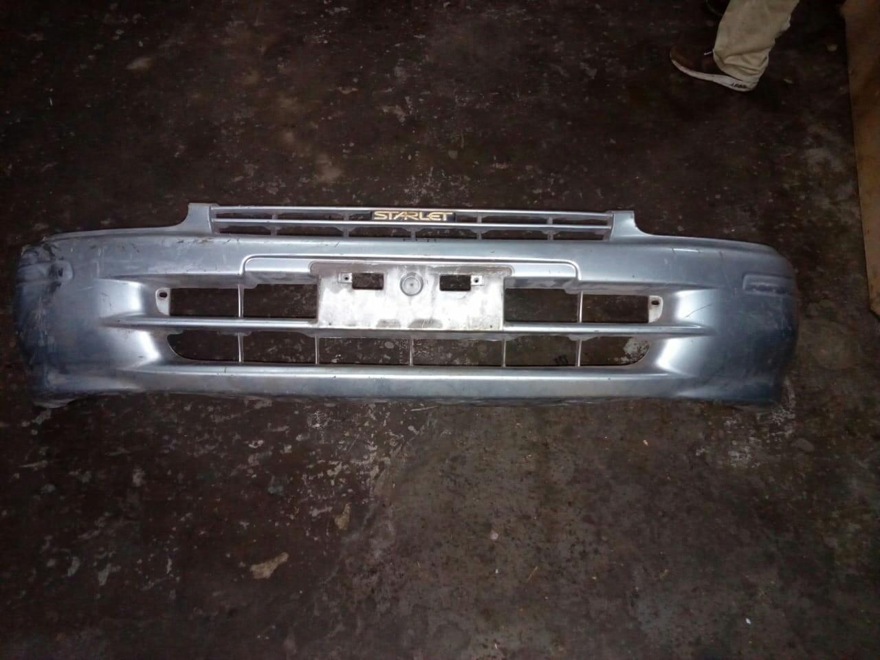 Toyota Starlet Front Bumper