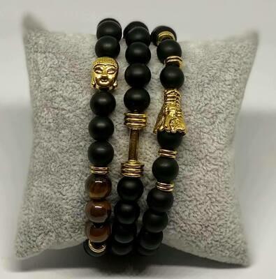 Armband Shungiet goud
