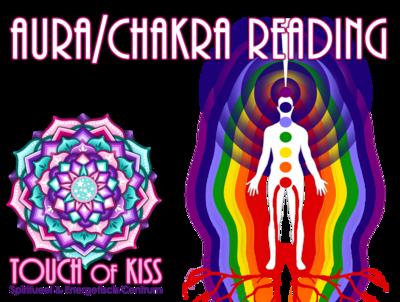 Aura-Chakra Sessie