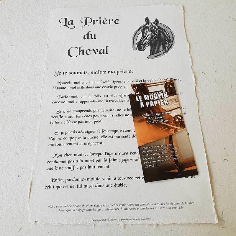 La Prière du Cheval