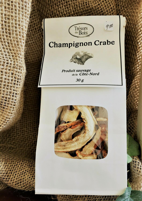 Champignon crabe 30g [Trésors des bois]