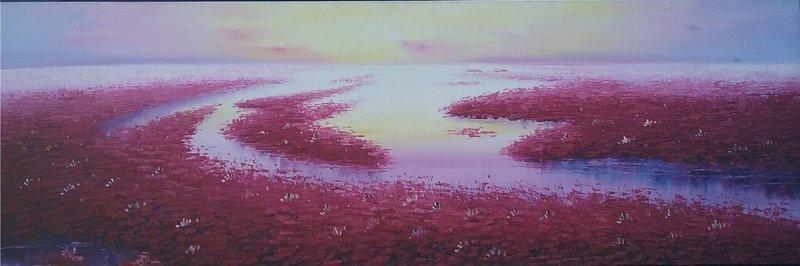 H4 (Purple/Red Ocean Flora)