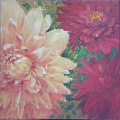 H6 (Chrysanthemum Flowers)