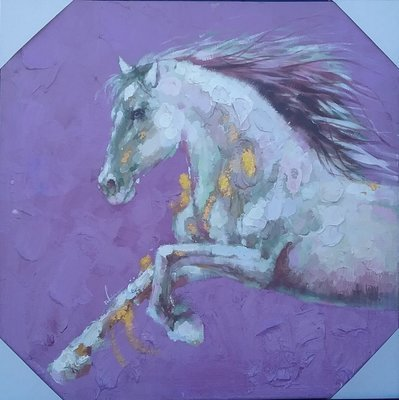 H10 (Gold Flecked Horse)