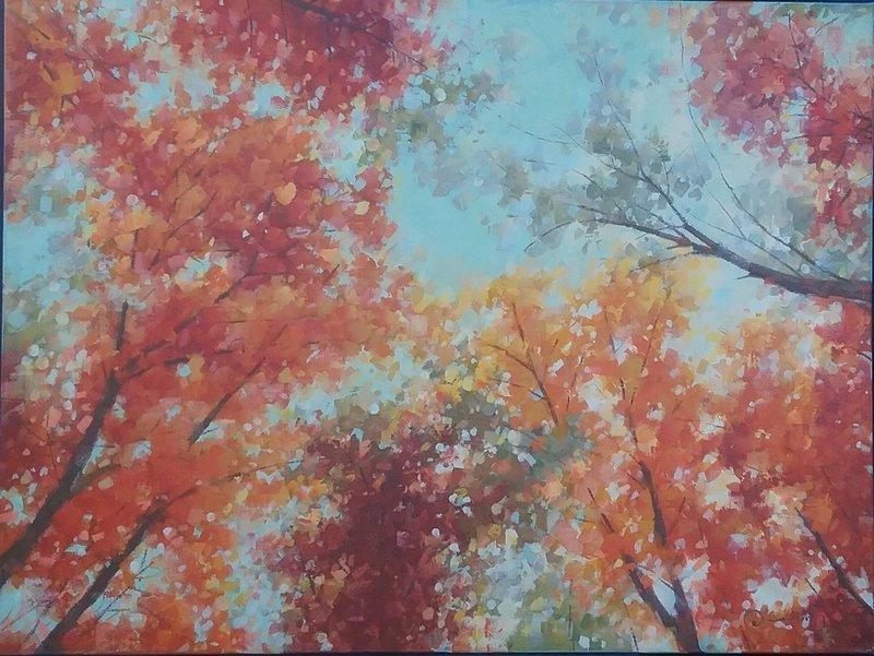 H12 (Fall Trees)