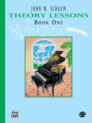 Theory Lessons, Book 1