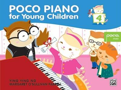 Poco Piano for Young Children, Book 4