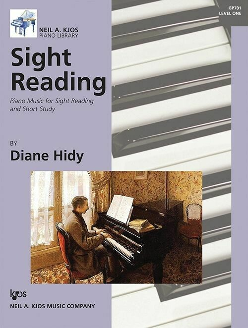 Sight Reading: Piano Music for Sight Reading and Short Study, Level 1