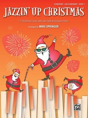 Jazzin' Up Christmas, Book 2