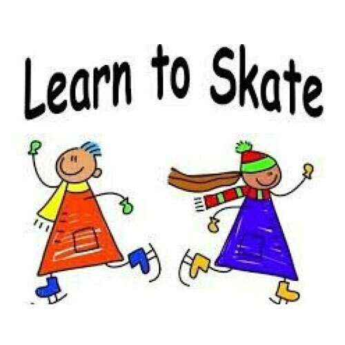 Jan 11 - Feb 15 Saturdays Learn to Skate