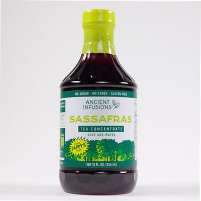 Sassafras Tea 12-pack